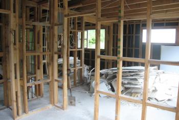 Interior Home Demolition